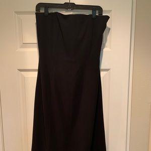 Women's Strapless Dress - Banana Republic